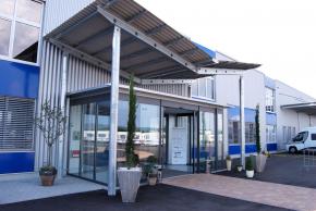 Ernst Caravan - Fassadenverkleidung